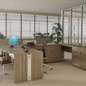 escritorio conjunto