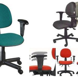 Cadeira Executiva Ergonômica